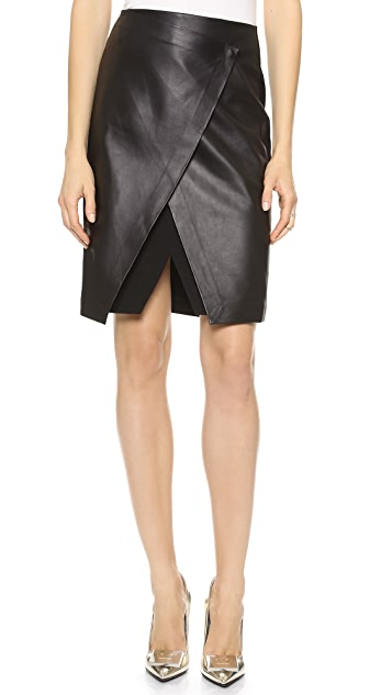 Theory Easeful Derion Skirt