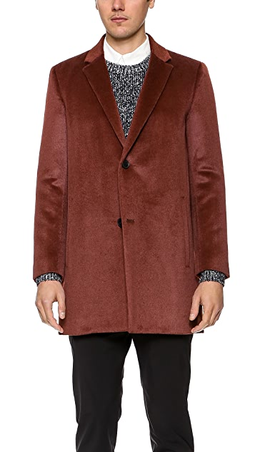 Theory Ginley Coat