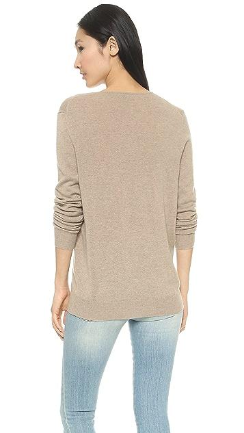 Theory Cashmere Wynn A Sweater