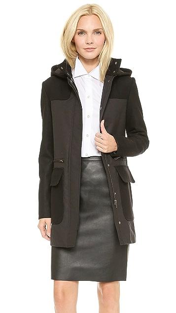 Theory Makintosh Alanso Coat