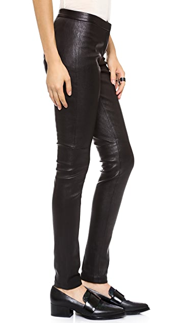 Theory Stretch Plonge II Pitella Pants
