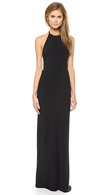 Theory Cameron Spiaggia Gown