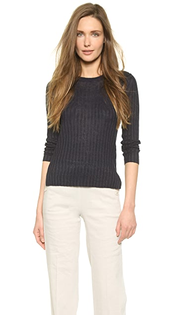 c78e5b498c Theory Sag Harbor Kambee Sweater | SHOPBOP