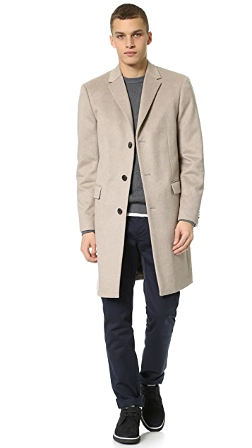 Theory Wellardon Lunsford Overcoat