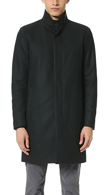 Theory Belvin Voedar Coat
