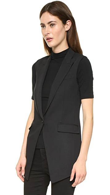 Theory Modern Suiting Foley Vest