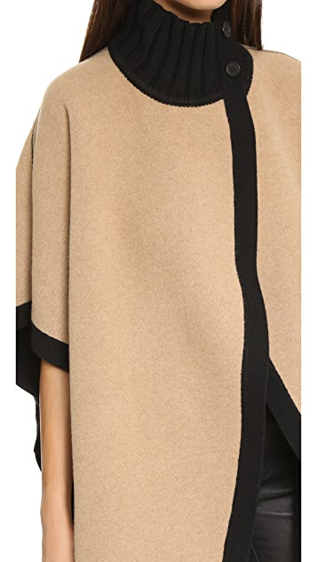 Theory Reversible Compacted Palomina Cape