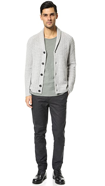 Theory Balfor Cashmere Cardigan