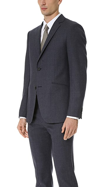 Theory Rodolf Deering Suit Jacket