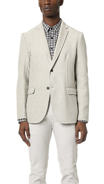 Theory Tobius Reish Cashmere Jacket