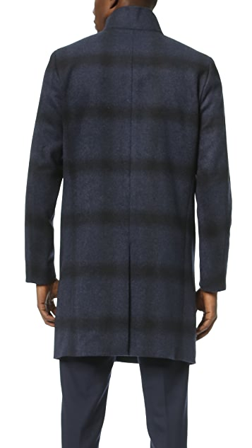 Theory Belvin Walgrave Overcoat