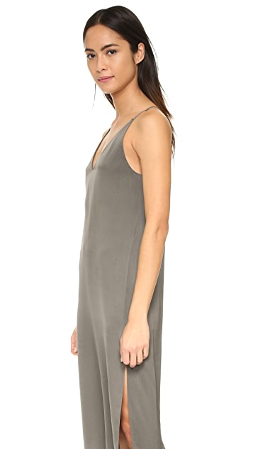 Theory Kyun Silk Dress