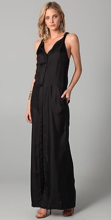 Therese Rawsthorne Long Winding Dress