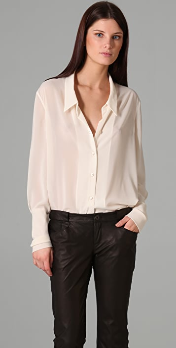 Theyskens' Theory Bama Blouse