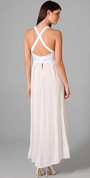 Theyskens' Theory Lara Long Dress