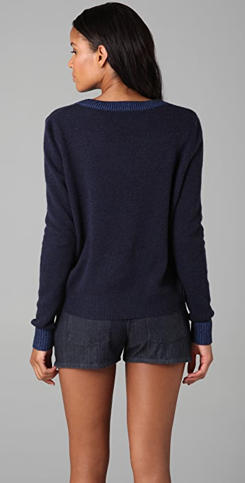 723b70093b ... Theyskens  Theory Yash Cashmere Sweater ...
