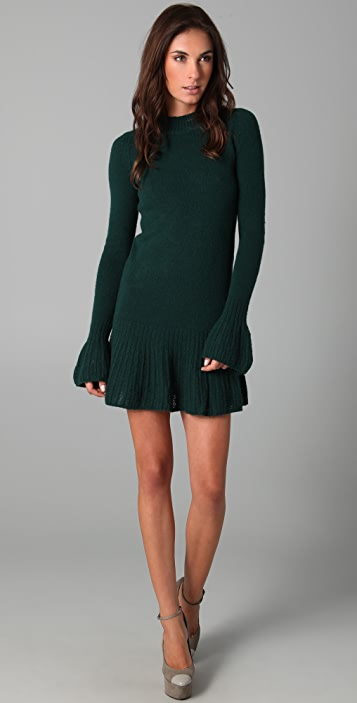 14b258a122 Theyskens  Theory Kyoda Yeva Cashmere Sweater Dress