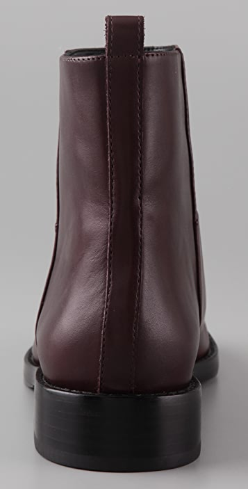 Theyskens' Theory Anise Flat Booties