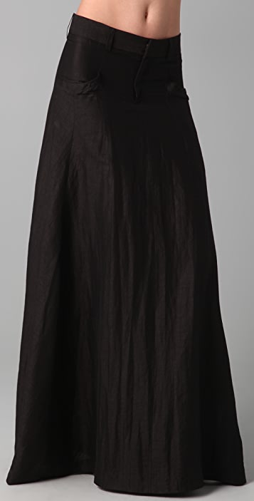Theyskens' Theory Setai Foam Skirt