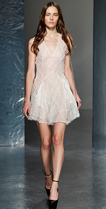 Theyskens' Theory Dilacey Fakae Dress