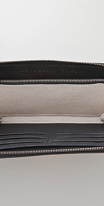 Theyskens' Theory Anta Continental Wallet