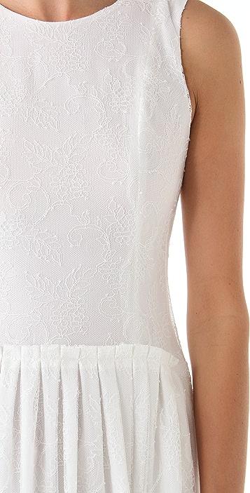 Theyskens' Theory Dinal Finily Lace Dress