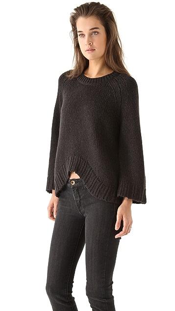Theyskens' Theory Knopy Yourney Sweater