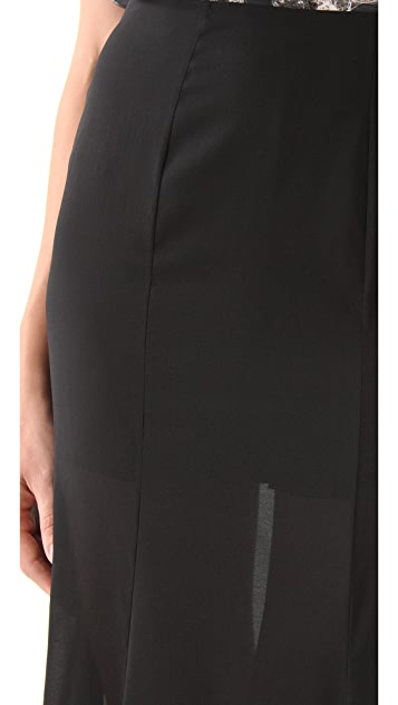 Theyskens' Theory Sonne Forma Skirt