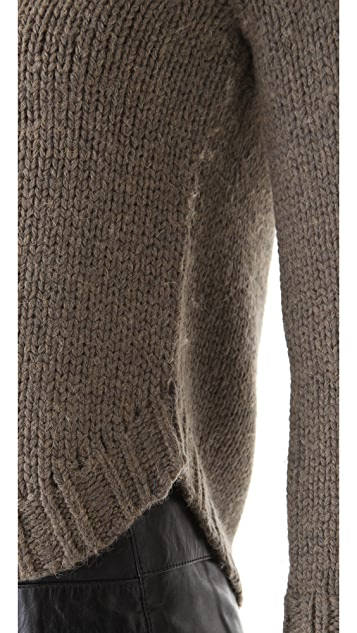 Theyskens' Theory Knop Yourney Sweater