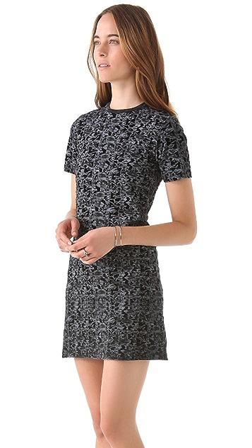 Theyskens' Theory Iknife Tee Dress