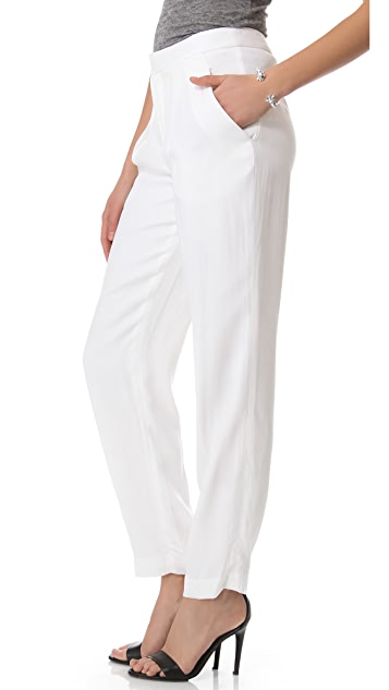 Theyskens' Theory Positano Fuede Pants