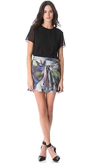 Theyskens' Theory Sano Iplay Skirt