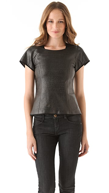Theyskens' Theory Brox Fevolo Top