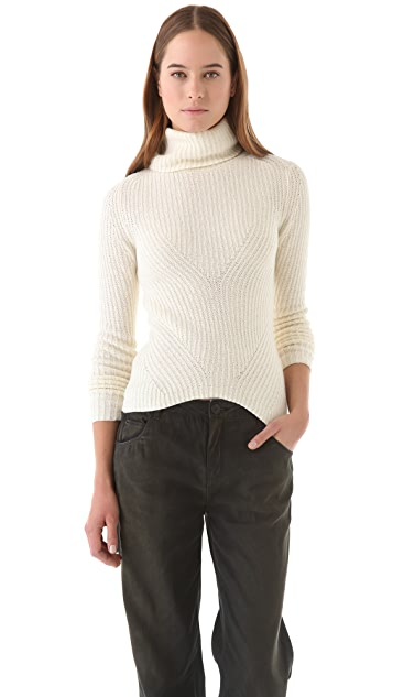 Theyskens' Theory Kivi Yara Tutleneck Sweater