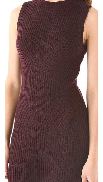 Theyskens' Theory Keiro Yara Sweater Dress