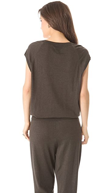 Theyskens' Theory Knug Yora Top