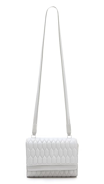 Theyskens' Theory Sara Acap Quilted Bag