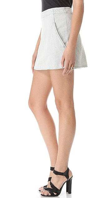 Theyskens' Theory Sonet Wecksy Skirt