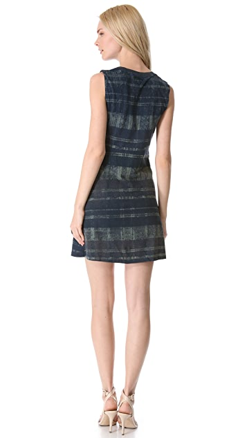 Theyskens' Theory Cheri Sleeveless Dress