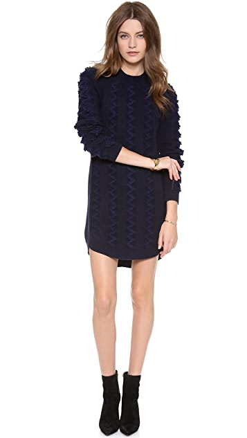 d40c58d79f Theyskens  Theory Karessa Sweater Dress
