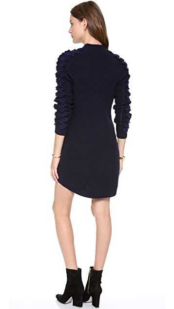 ad00fb348c ... Theyskens  Theory Karessa Sweater Dress ...
