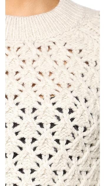 Theyskens' Theory Kisha Sweater