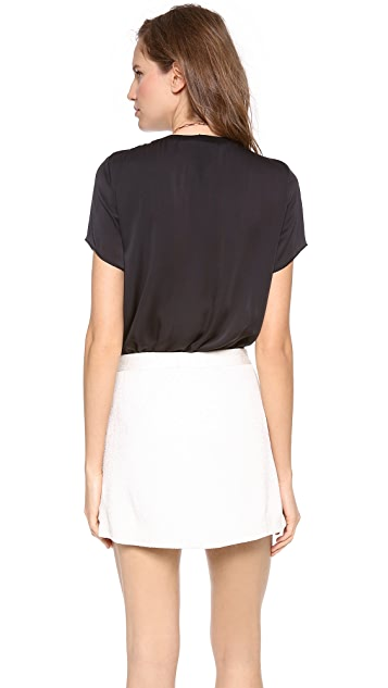 Theyskens' Theory Bonit Top