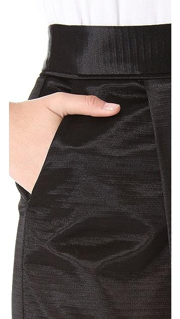 Theyskens' Theory Safia Fwide Skirt