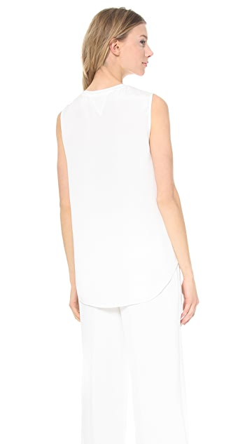 Theyskens' Theory Felect Bringal Blouse