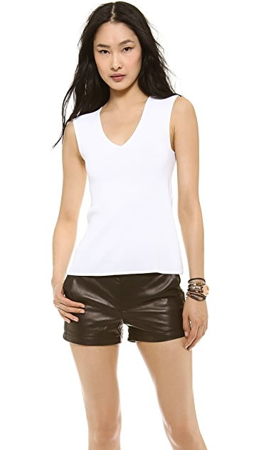 Theyskens' Theory Yomby Kaylien Top