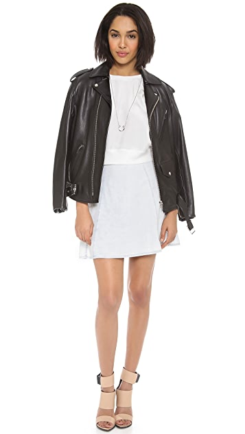 Theyskens' Theory Waihara Sune Skirt