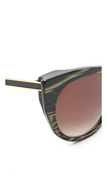 Thierry Lasry Bunny Stripes Sunglasses