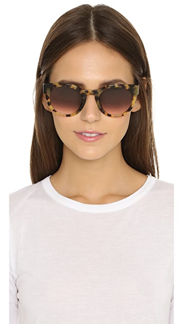 Thierry Lasry Creamily Sunglasses