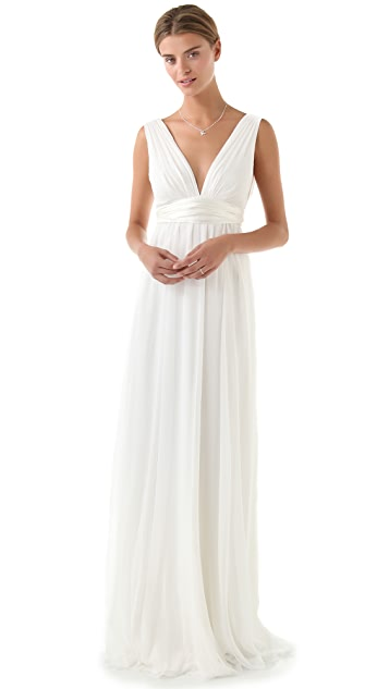 Thread Athena Double V Gown